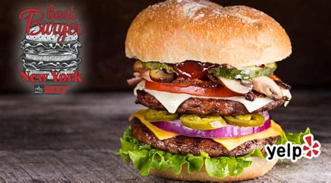 Best Burger New York by Top 10 Best Ny Burgers Announced Morning Ag