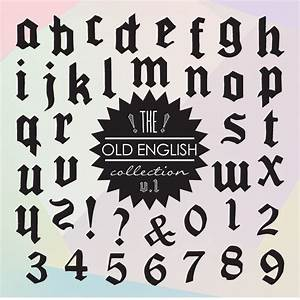 1000+ images about Old English on Pinterest | Calligraphy ...