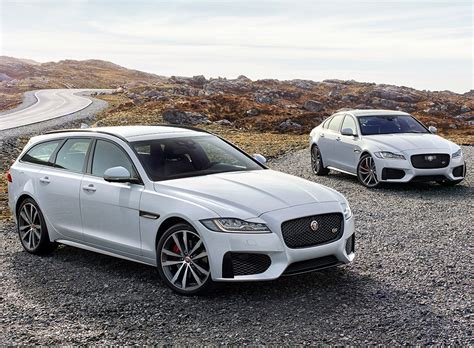 jaguar xf sportbrake wagon coming