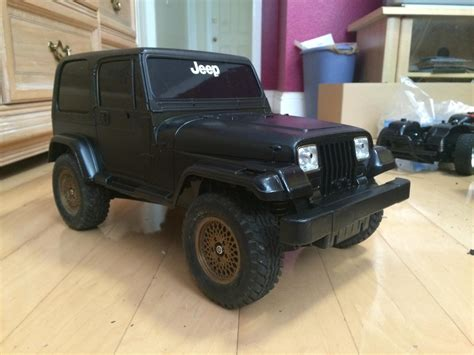 tamiya rc jeep tamiya jeep wrangler cc01 r c tech forums