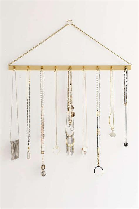 ideas  necklace storage  pinterest