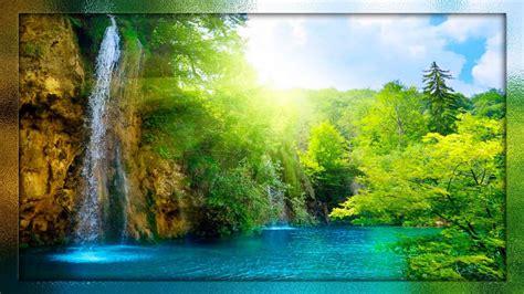 Lake Nature Water Landscape Wallpaper  1920x1080 799663