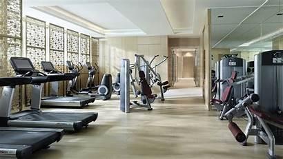 Fitness Studio Wellness Guangzhou Luxury Club Hotel