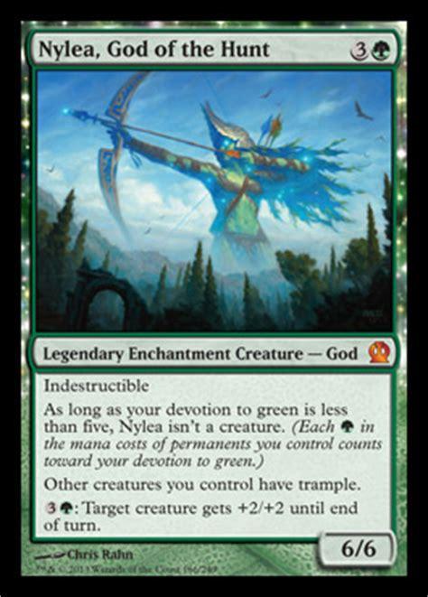 mtg deck definition ascending theros gods blue