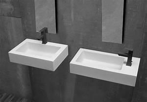 vasques corian type vasque de salle de bains de tres With vasque salle de bain profondeur 30 cm