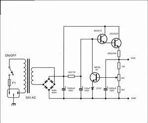 Transistor Regulated Power Supply Problem