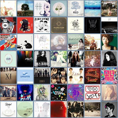 Best Album Tidal Kpop 1st Half 25 Best K Pop Albums Of 2013