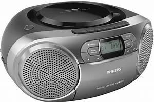 Dab Radio Kaufen Media Markt : philips cd soundmachine azb600 g nstig kaufen dab radio ~ Jslefanu.com Haus und Dekorationen