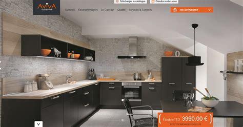 site cuisine un nouveau site pour le rseau cuisines aviva