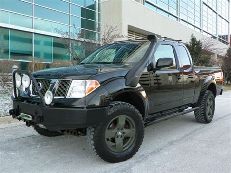 Purchase Used 2005 Nissan Frontier Nismo Off Road 4x4 In