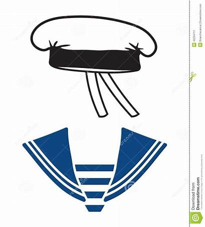 Sailor Navy Clipart Captain Vector Clip Illustration