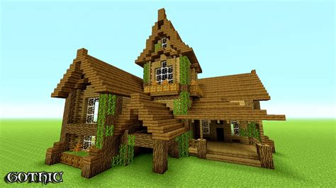 minecraft houses minecraft how to build a survival house best survival