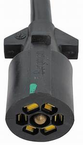 7-way Molded Connector W   10 U0026 39  Cable