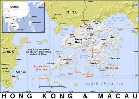hk hong kong  macau public domain maps  pat