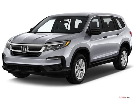 Honda Pilot Prices, Reviews And Pictures