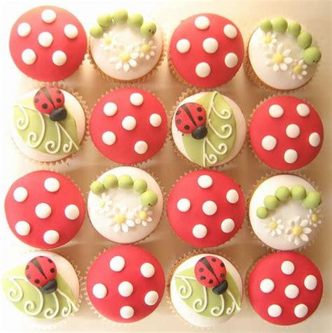 ideas  bug cupcakes  pinterest easy