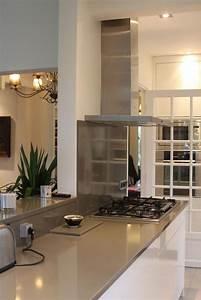 Cuisine Beige Et Bois : d co cuisine blanc et beige ~ Dailycaller-alerts.com Idées de Décoration