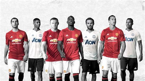 Manchester United's Tour 2017 opposition revealed ...