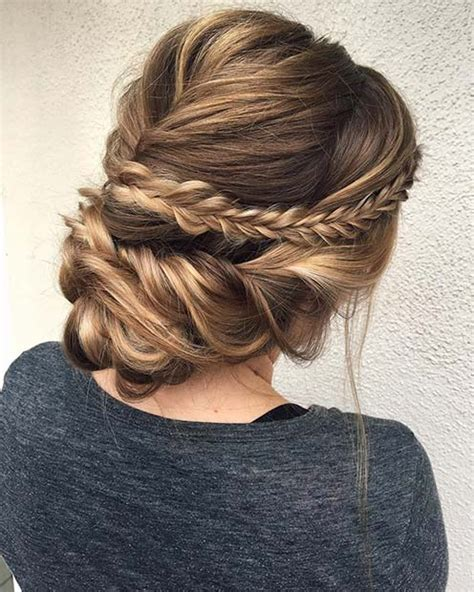 41 beautiful braided updo ideas for 2019 stayglam