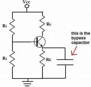what is a bypass capacitor one by zero electronics With capacitorcircuit