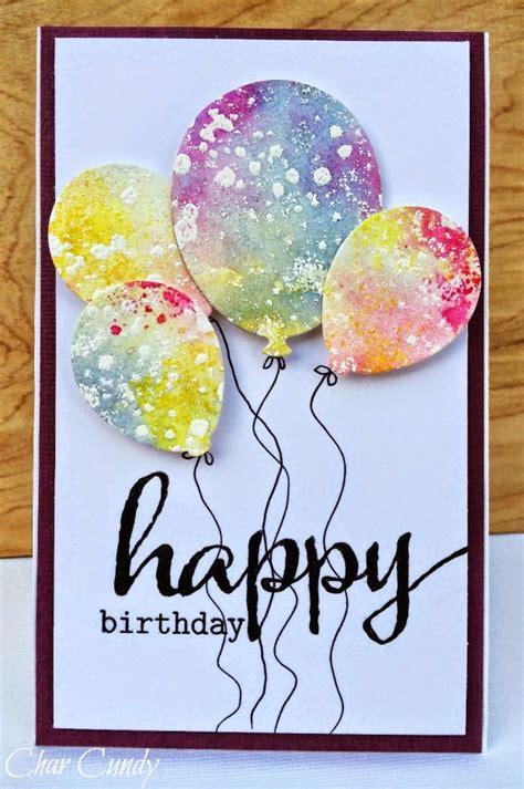 birthday card designs 30 creative ideas for handmade birthday cards