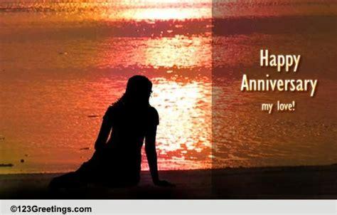 happy anniversary  love      ecards