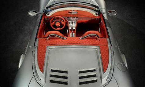 2010 Spyker C8 Aileron Interior
