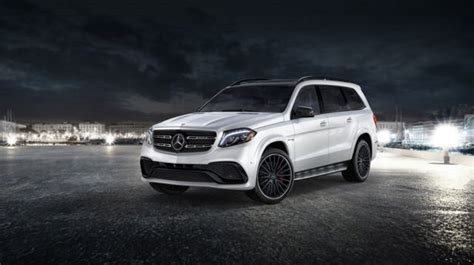2018 Mercedesbenz Gls Comes Totally Redesigned In 2018