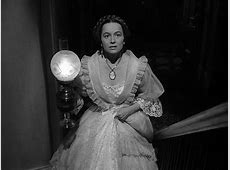 """The Final Scene of """"The Heiress"""" 1949 Backlots"""