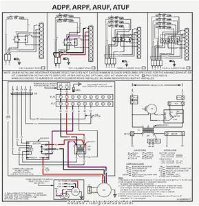 Wiring Diagram For A Intertherm Electric Furnace Used In