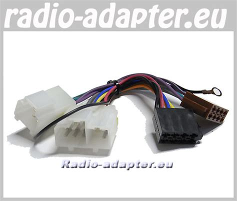 Nissan Altima Car Radio Wire Harness Wiring Iso