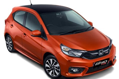 New Honda Brio 2019 Revealed In Indonesia Cardekhocom