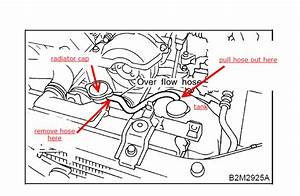 Just A Quick Question On Blowing Into Overflow Hose - Subaru Outback