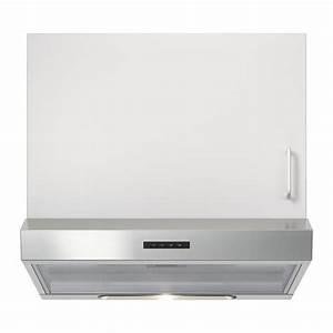 Hotte Inclinée Ikea : hotte noire ikea molnigt wall mounted extractor hood ikea ~ Premium-room.com Idées de Décoration