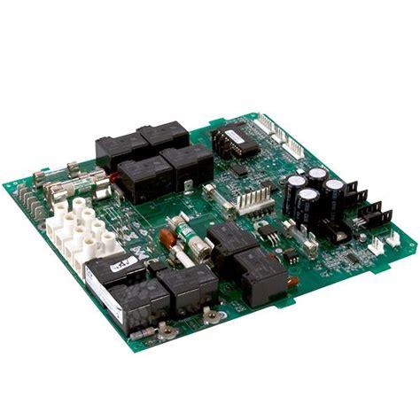 Gecko Mspa Circuit Board
