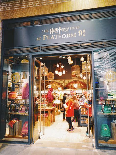 Tripify - The Harry Potter Shop at Platform 9 3/4, London