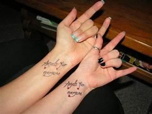 Tattoo Amitié : tatouage amiti parce que c est pour la vie ~ Melissatoandfro.com Idées de Décoration