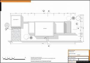 plan de maison sur un terrain en longueur With plan maison en longueur