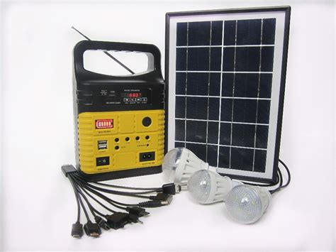new style handle solar system price for home use 6w solar