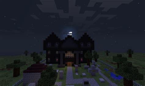 attic bathroom ideas my minecraft haunted house grim wood 39 s