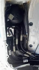 03 Sl500 Replace Abc Accumulator  Rear