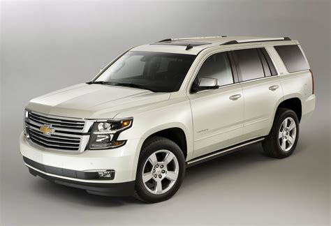 Gm Full-size Suvs Updated For The 2015i Model Year