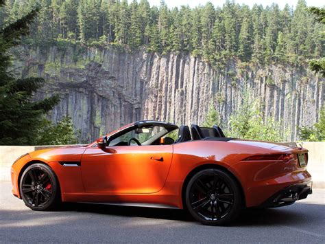 Jaguar's Brand New Sports Car Is More Fun To Drive Than