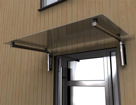 Grade 316 Stainless Steel Supports And Glass. Uk Snow Load