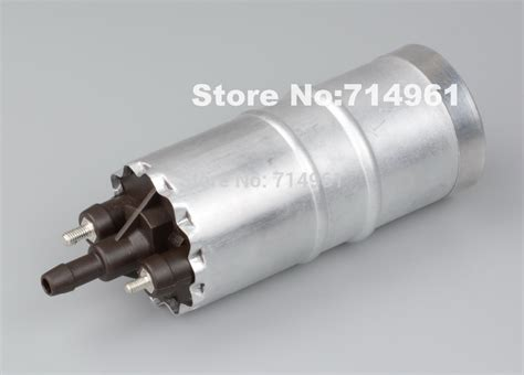 16121461576 0580463999 52mm E85 Motorcycle Fuel Pump With