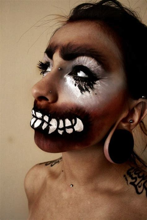 cool halloween makeup tips   unique  interior