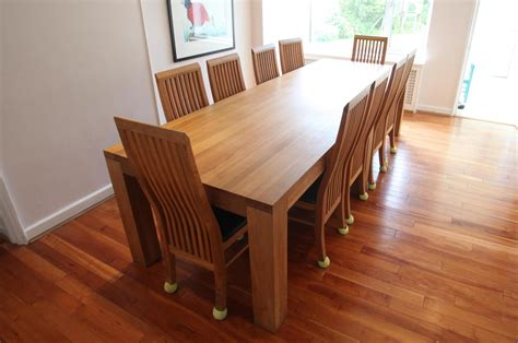 large  dining table  chairs london  kitchen