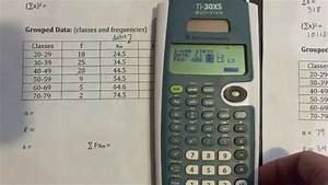 Stats Ch 3 Calculator Instructions For Ti