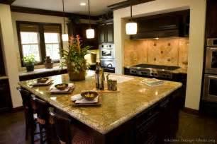 gourmet kitchen islands gourmet kitchen design ideas