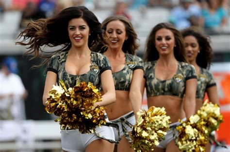 The jacksonville jaguars ran into a buzz saw in week 1 in the shape of the kansas city chiefs, who the jacksonville jaguars have posted a gallery of cheerleader images from their two home. Three Jacksonville Jaguars to watch in the second half of 2018